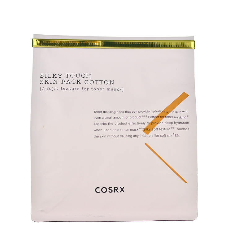 COSRX Silky Touch Skin Pack Cotton -- Shop Korean Japanese Taiwanese Skincare in Canada & USA at Chuusi.ca