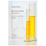 INNISFREE Skin Clinic Mask - Glutathione -- Shop Korean Japanese Taiwanese Skincare in Canada & USA at Chuusi.ca