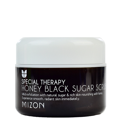 MIZON Honey Black Sugar Scrub | Shop Chuusi Korean Skincare Cosmetics in Canada & USA