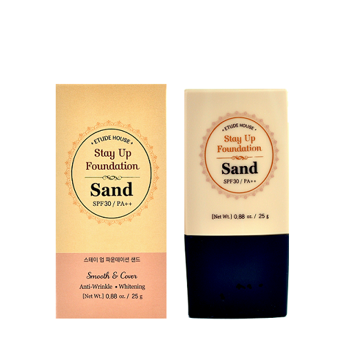 Etude House - Stay Up Foundation SPF30 PA++ | Chuusi | Shop Korean and Taiwanese Cosmetics & Skincare at Chuusi.ca - 2