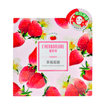 L'Herboflore - Garden of Venus: Strawberry Whitening Hydromask | Chuusi | Shop Korean and Taiwanese Cosmetics & Skincare at Chuusi.ca