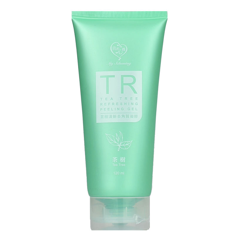 Tea Tree Refreshing Peeling Gel -- Expiry 2021 Mar 31 -- Final Sale