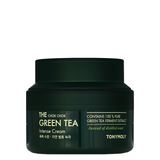 TONY MOLY The Chok Chok Green Tea Intense Cream -- Shop Korean Japanese Taiwanese Skincare in Canada & USA at Chuusi.ca