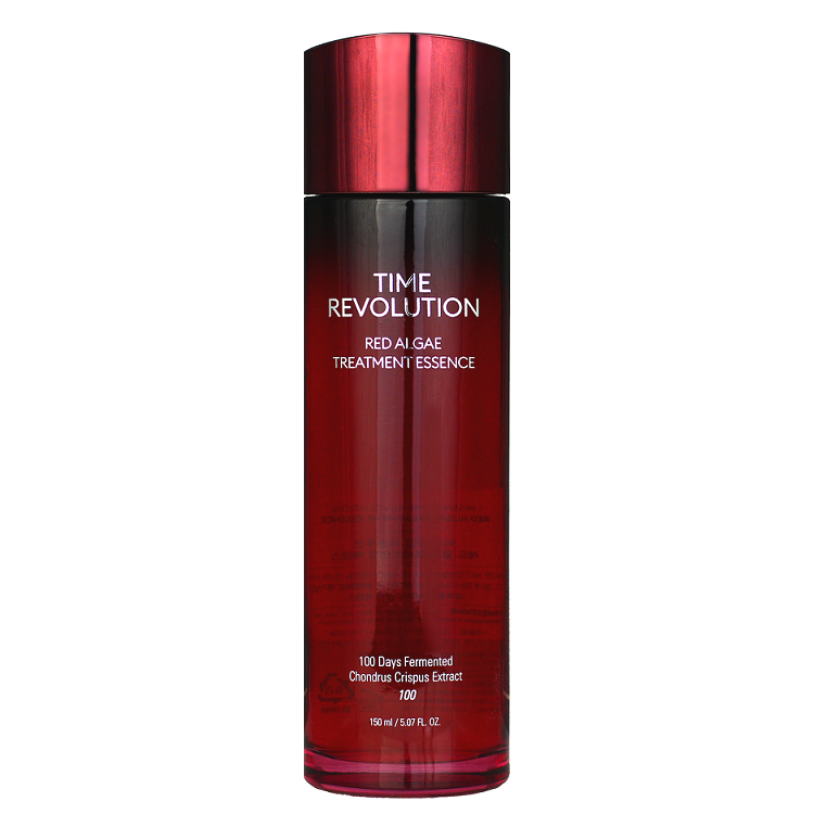 Missha Time Revolution Red Algae Treatment Essence -- Shop Korean Japanese Taiwanese skincare in Canada & USA at Chuusi.ca