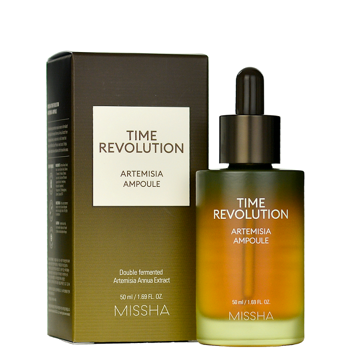 MISSHA Time Revolution Artemisia Ampoule -- Shop Korean Japanese Taiwanese Skincare in Canada & USA at Chuusi.ca