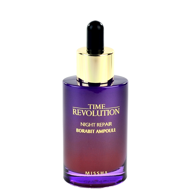 MISSHA Time Revolution Night Repair Borabit Ampoule | Canada & USA | Chuusi