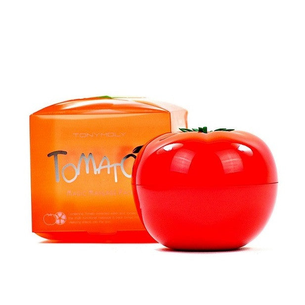 Tony Moly - Tomatox Magic Massage Pack | Chuusi | Shop Korean and Taiwanese Cosmetics & Skincare at Chuusi.ca - 2