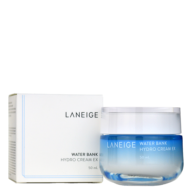 Laneige Water Bank Hydro Cream EX -- Shop Korean Japanese Taiwanese skincare in Canada & USA at Chuusi.ca