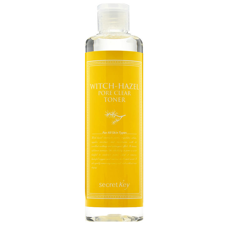 SECRET KEY Witch-Hazel Pore Clear Toner | Shop Secret Key Korean skincare cosmetics in Canada & USA at Chuusi.ca