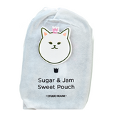 ETUDE HOUSE Sugar&Jam Sweet Pouch (M) - Black | Shop Etude House in Canada & USA at Chuusi.ca