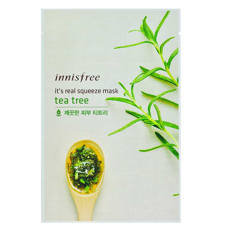 Innisfree - It's Real Squeeze Mask | Chuusi | Shop Korean and Taiwanese Cosmetics & Skincare at Chuusi.ca - 17