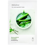 INNISFREE My Real Squeeze Mask - Bamboo | Shop Innisfree Korean skincare cosmetics in Canada & USA at Chuusi.ca