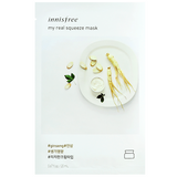 INNISFREE My Real Squeeze Mask - Ginseng | Shop Innisfree Korean skincare cosmetics in Canada & USA at Chuusi.ca
