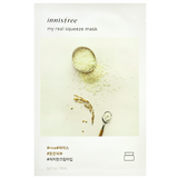 INNISFREE My Real Squeeze Mask - Rice | Shop Innisfree Korean skincare cosmetics in Canada & USA at Chuusi.ca