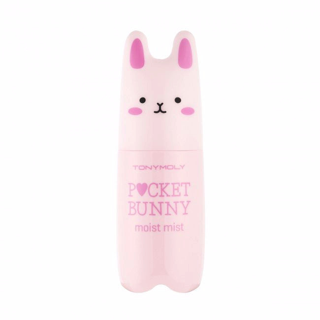 Tony Moly - Pocket Bunny Moist Mist | Chuusi | Shop Korean and Taiwanese Cosmetics & Skincare at Chuusi.ca - 1