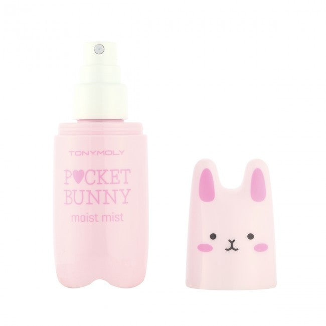 Tony Moly - Pocket Bunny Moist Mist | Chuusi | Shop Korean and Taiwanese Cosmetics & Skincare at Chuusi.ca - 2