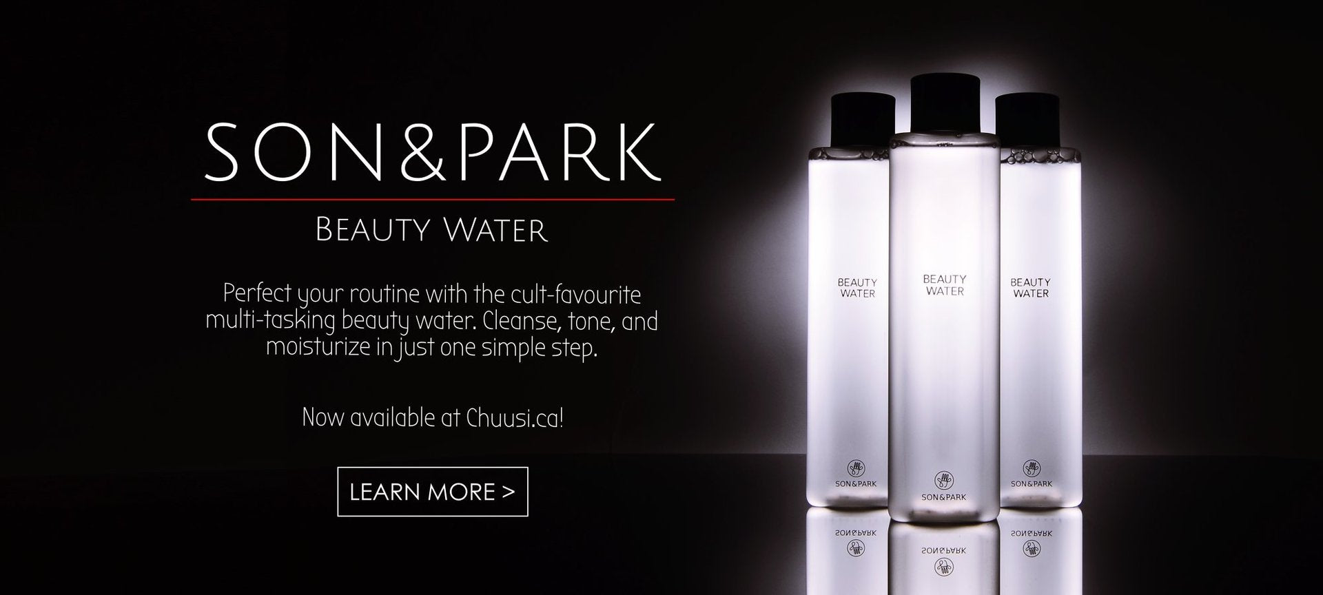 Son & Park | Shop Korean skincare cosmetics in Canada & USA at Chuusi.ca