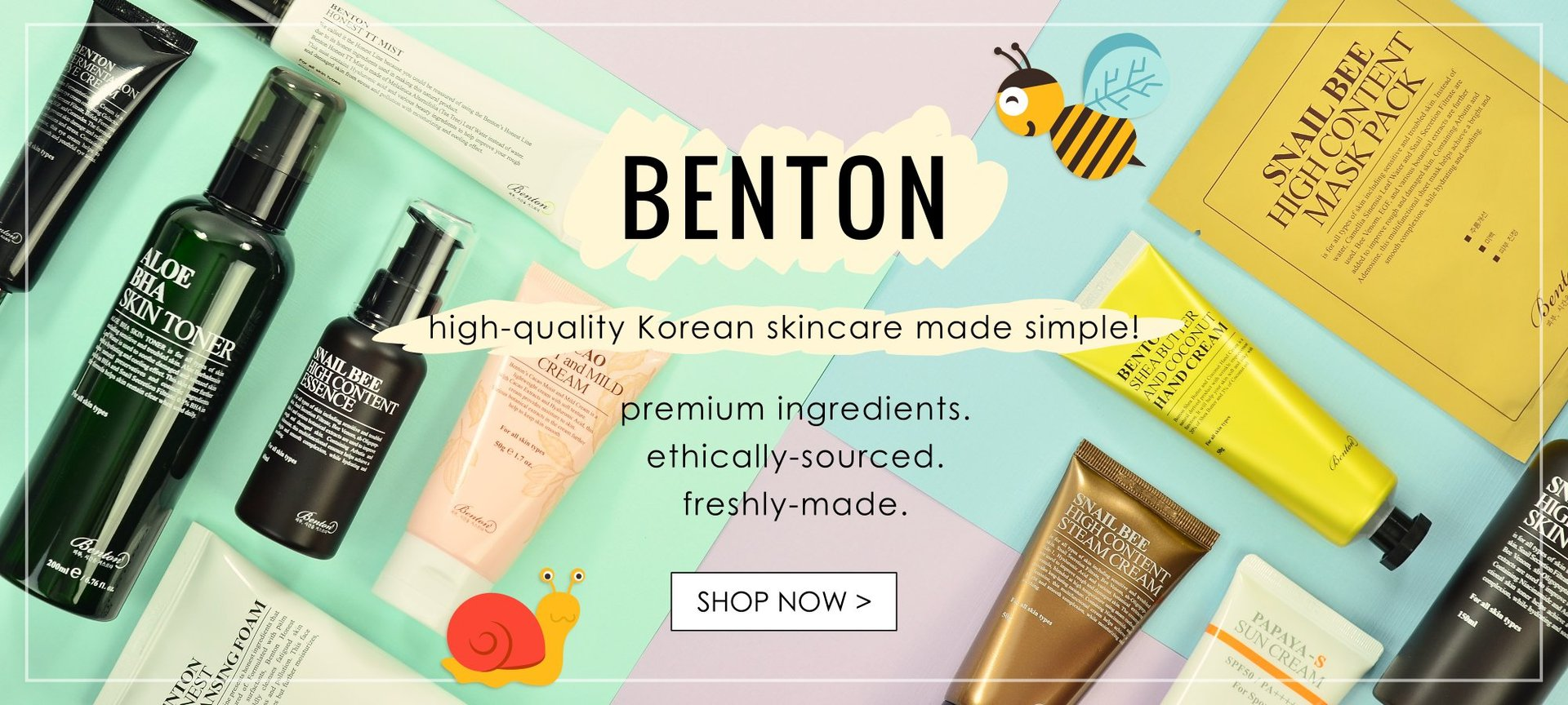 BENTON Canada & USA | Shop at Chuusi