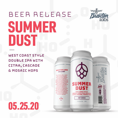 Summer Dust West Coast Double IPA