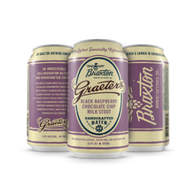 Load image into Gallery viewer, Graeter's Black Raspberry Chip Milk Stout 4-pack