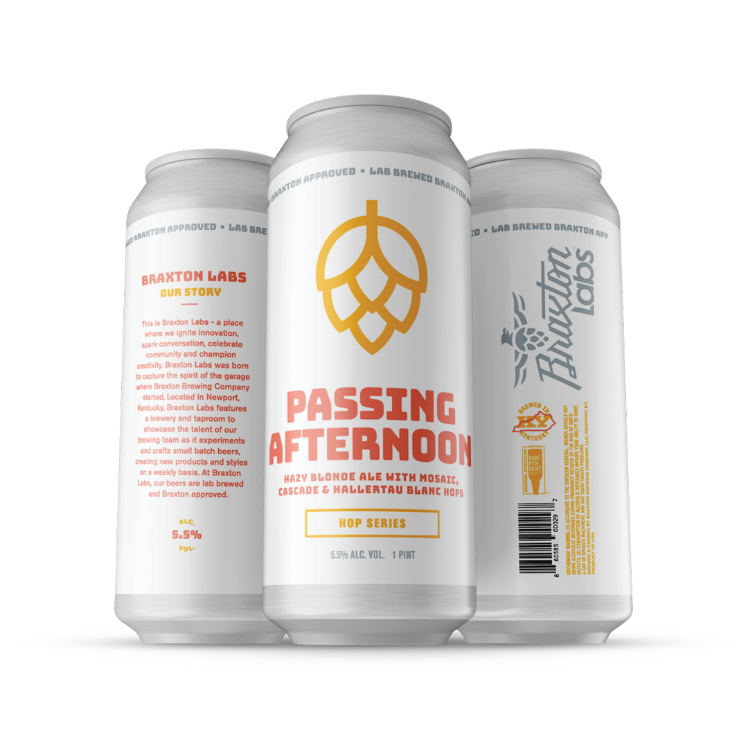 Labs Passing Afternoon Hazy Blonde 4-pack