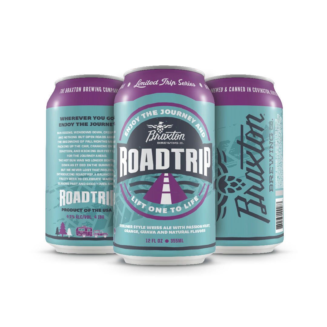 Roadtrip POG Berliner Weisse 6-pack