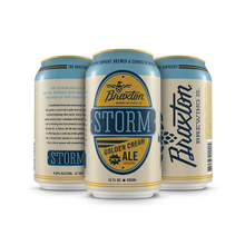 Load image into Gallery viewer, Storm Golden Cream Ale 6-pack