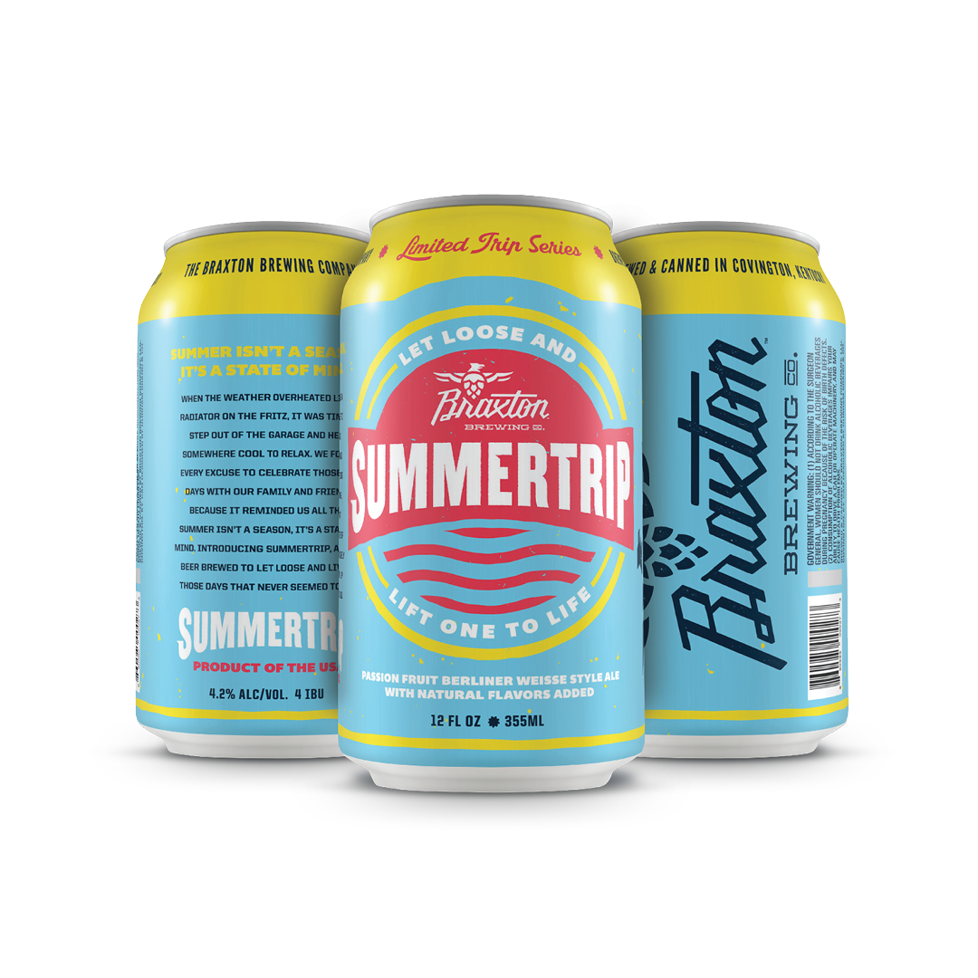 Summertrip Passion Fruit Berliner Weisse 6-pack