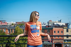 Make Life Move VIVE FC Cincinnati T Shirt