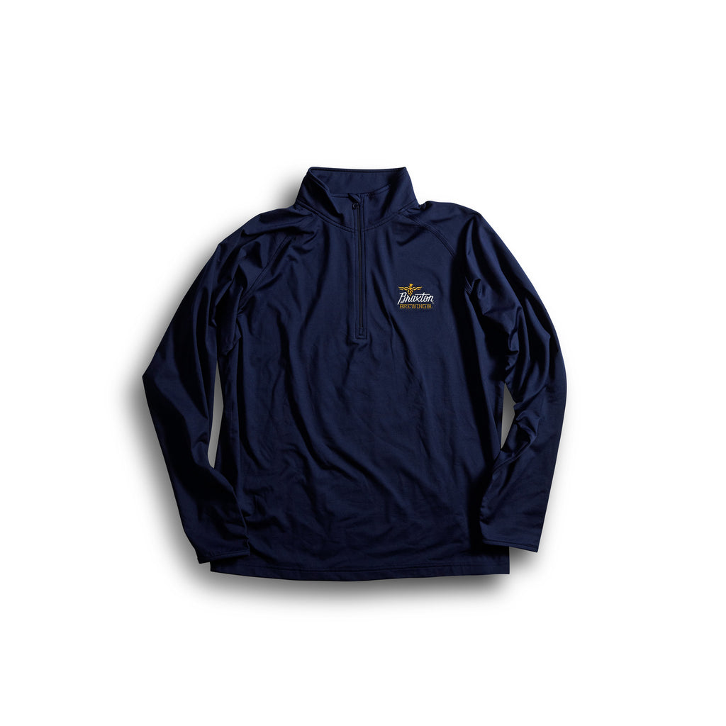Braxton Quarter Zip
