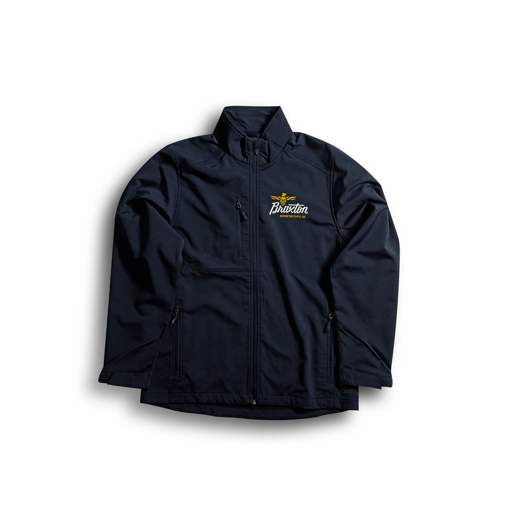 Braxton Soft Shell Jacket