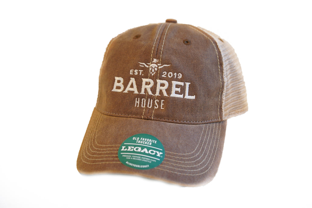 Barrel House Trucker Hat