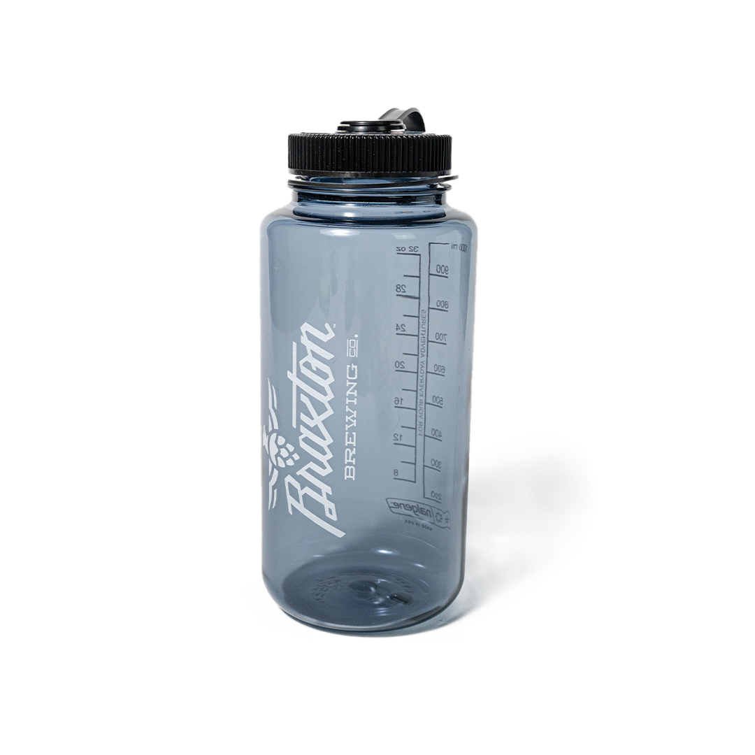 Braxton 32oz Nalgene Wide Mouth Water Bottle