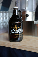 Load image into Gallery viewer, 64 oz. Glass Growler