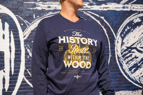 Barrel House Long Sleeve T-Shirt