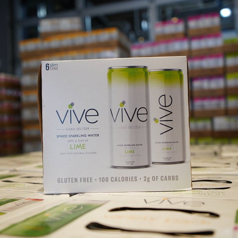 VIVE Lime 6-pack
