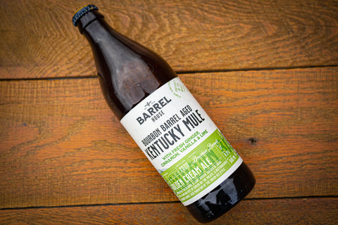 Bourbon Barrel Aged Kentucky Mule Golden Cream Ale