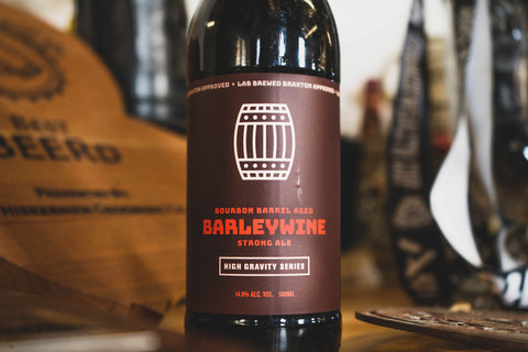 Labs Barrel Aged Barleywine