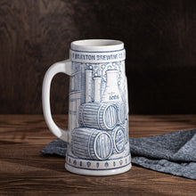 Load image into Gallery viewer, 5th Anniversary Commemorative Rookwood Stein