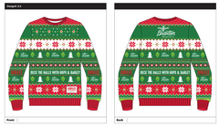 Jubilee Ugly Sweater (Employee Pricing)