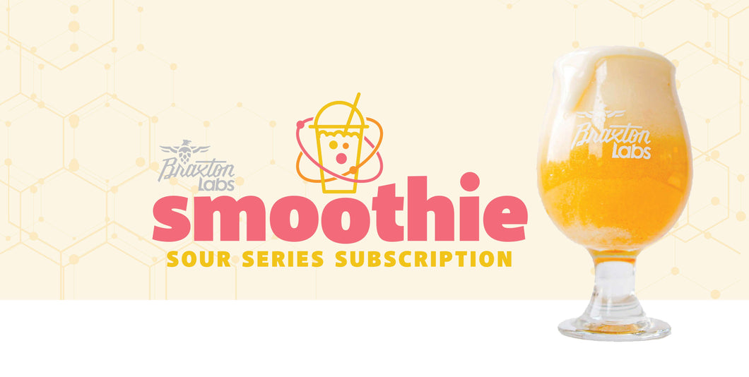 Smoothie Subscription Gift - 3 Month