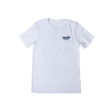 Load image into Gallery viewer, Garage Beer White Tagline T-Shirt