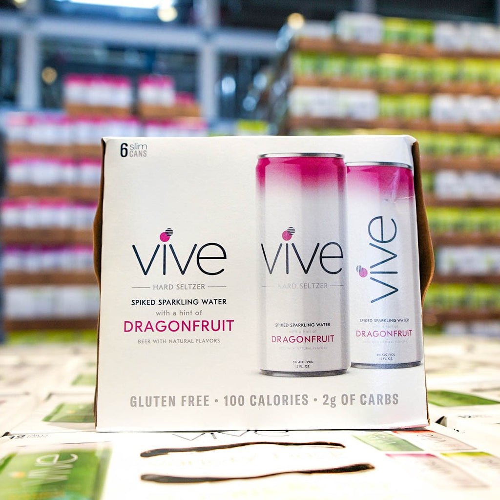VIVE Dragonfruit 6-pack