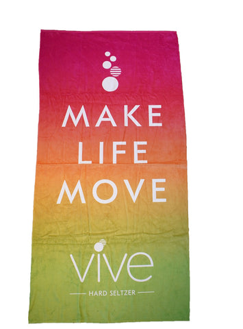 VIVE Beach Towel