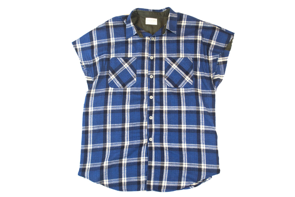 Fear of God Short Sleeve Flannel