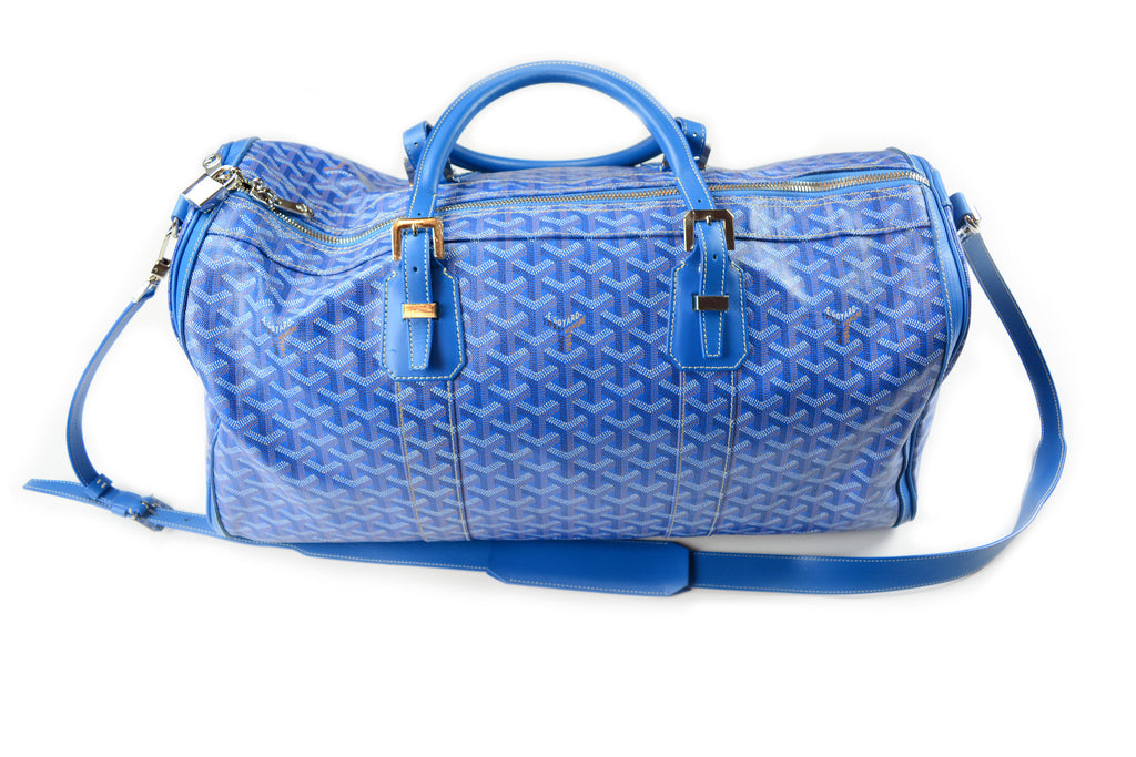 Goyard Croisiere Travel Bag