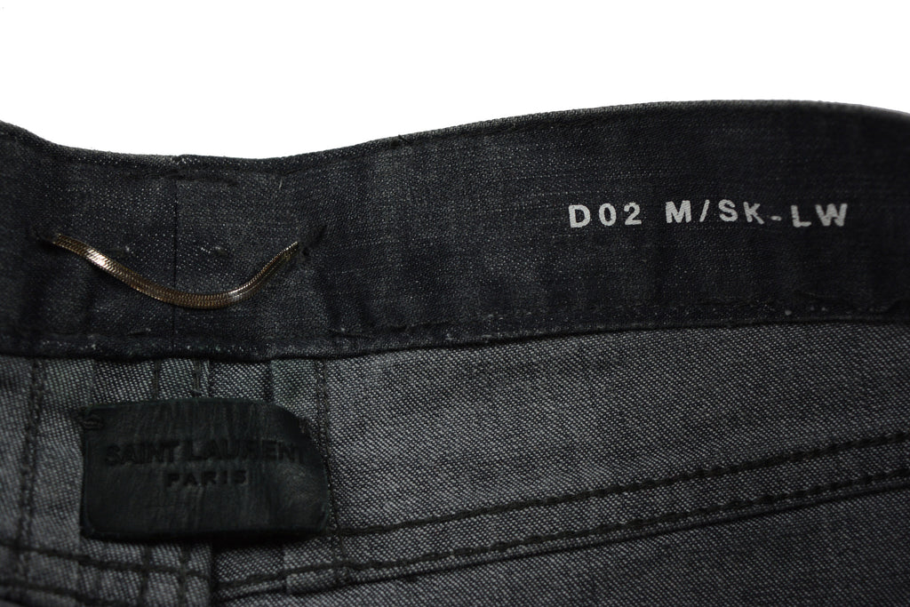 Saint Laurent Paris D02 Jeans