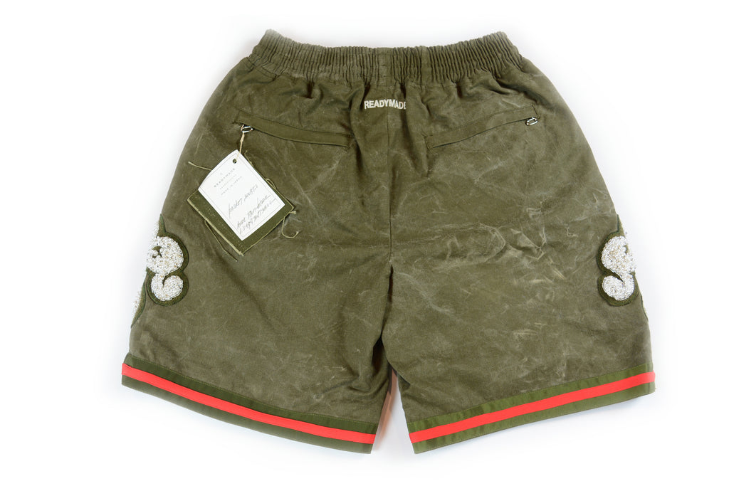 Readymade x Just Don Military Shorts