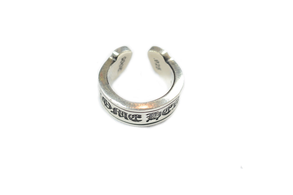 Chrome Hearts Logo Ring