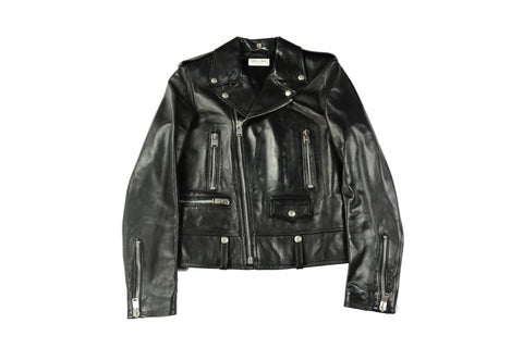 Saint Laurent Paris L01 Leather Jacket